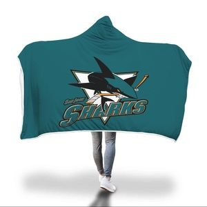 Other - NHL Hooded Blankets